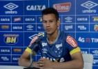 Elenco do Cruzeiro está abalado com tragédia da Chape, diz Henrique - Washington Alves/Light Press/Cruzeiro