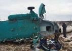 Divulgação/Ministério Russo de Emergências