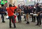 Professores, servidores e estudantes protestam em Curitiba - Paraná Portal