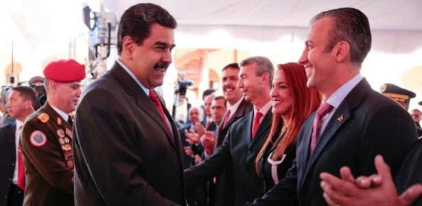 Palácio de Miraflores/Reuters
