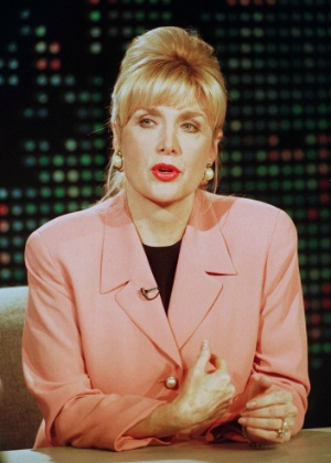 Gennifer Flowers, suposta ex-amante de Bill Clinton