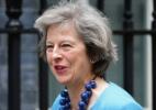 Ministra do Interior se apresenta como candidata para substituir David Cameron (Foto: Leon Neal/AFP)