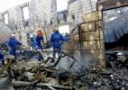 Serviço de Emergência da Ucrânia/Reuters