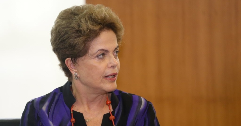 18.nov.2015 -  A presidente Dilma Rousseff recebe Phumzile Mlambo-Ngcuka, Subsecretária-Geral das Nações Unidas e Diretora-Executiva de ONU Mulheres