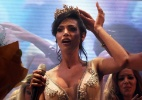 Quero mostrar que somos normais, diz Miss Trans Israel (Foto: Menahem Kahana/ AFP)
