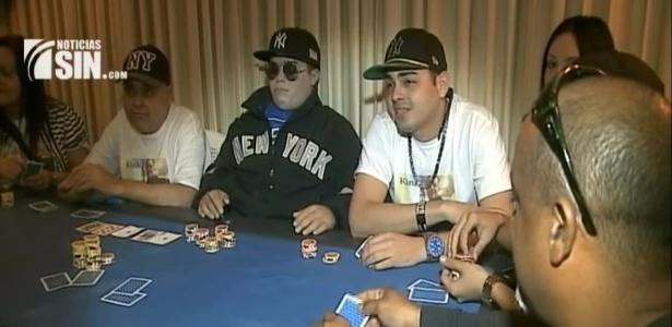 Henry Rosario Martínez foi para a mesa de pôquer até mesmo em seu velório