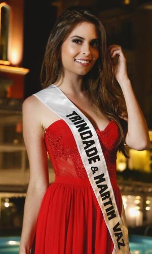 ROAD TO MISS BRAZIL WORLD 2015 - SERGIPE WON (but was replaced) - Page 5 22jun2015---miss-mundo-trindade--martin-vaz-larissa-dienstmann-1435013499952_300x500