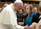 Papa Francisco oferece conforto a parentes e amigos de vítimas de ataque em Nice - Observatório Romano/AFP