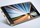 Samsung apresenta Galaxy com tela de 6 polegadas (Foto: Divulgação)
