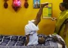 Sem sal, sexo ou travesseiro... Este segredo da longevidade vale a pena? (Foto: Dibyangshu Sarkar/AFP)