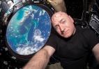 Scott Kelly, o astronauta que compartilhou um ano no espaço nas redes sociais - Nasa