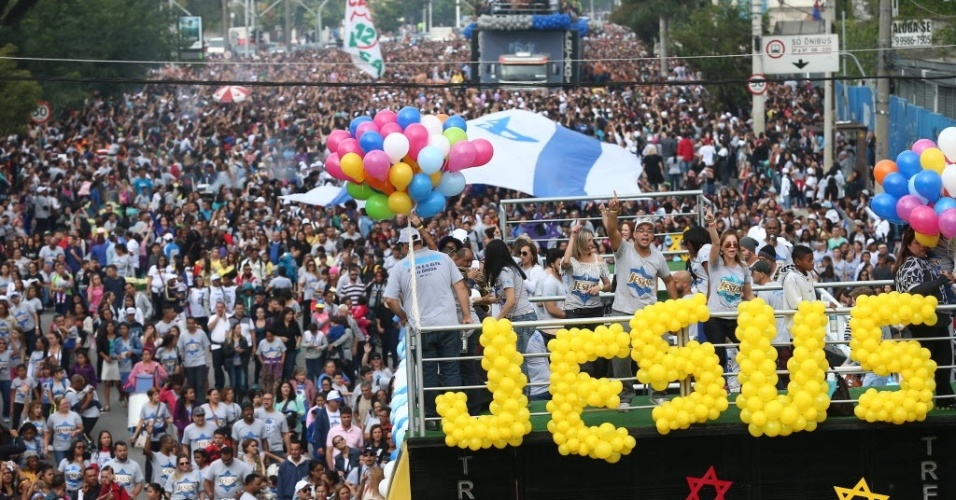 Resultado de imagem para marcha para jesus venezuela 2016