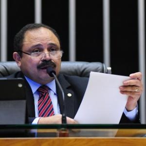Filho de Waldir Maranhão (foto) foi exonerado