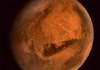 Marte vai parecer maior hoje; planeta estará a menor distância em 11 anos - ISRO/AFP