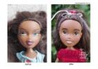 Sem maquiagem e nada sensuais, bonecas refeitas viram febre online - Sonia Singh/Tree Change Dolls