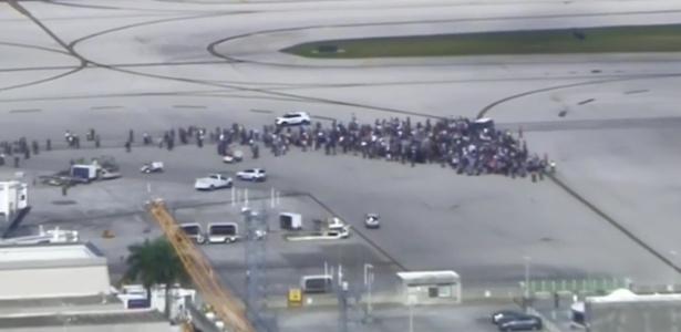 Pânico em Fort Lauderdale: Polícia confirma 5 mortos em tiroteio em aeroporto na Flórida, EUA