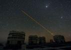 Pesquisadores sugerem usar laser para esconder Terra de alienígenas - ESO/BBC