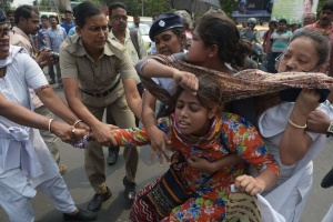 Dibyangshu Sarkar/AFP