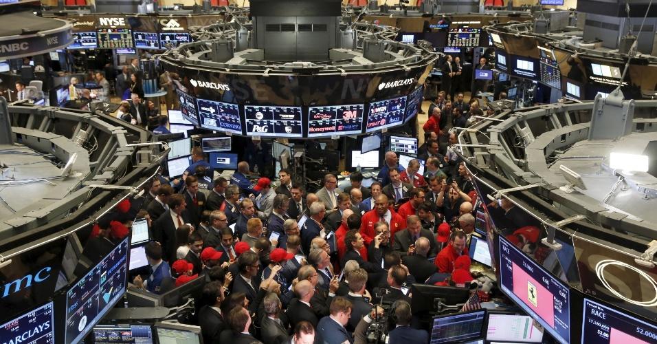 Resultado de imagem para bolsa de valores de nova york