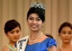 Metade japonesa e metade indiana, orgulhosa Miss Japão enfrenta críticos (Foto: Toru Yamanaka/AFP)