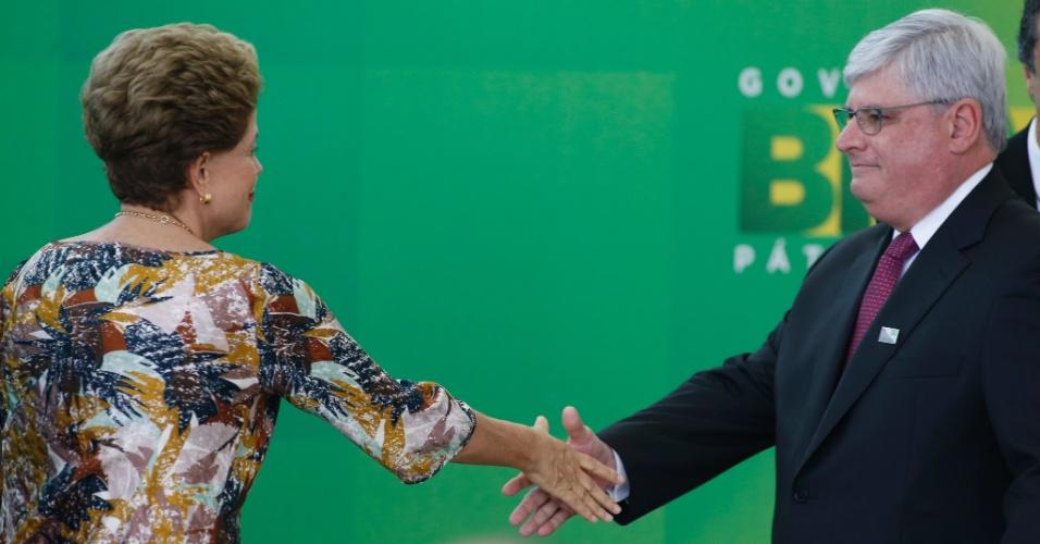 17.set.2015 - A presidente da República, Dilma Rousseff, afirmou nesta quinta-feira (17) que o governo nunca utilizou o poder constituído para