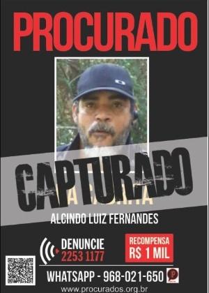 9.ago.2015 - Alcindes Luiz Fernandes, 46, conhecido como Da Cabrita, liderava o comércio de drogas no Complexo do Caramujo, na zona norte de Niterói, região metropolitana do Rio