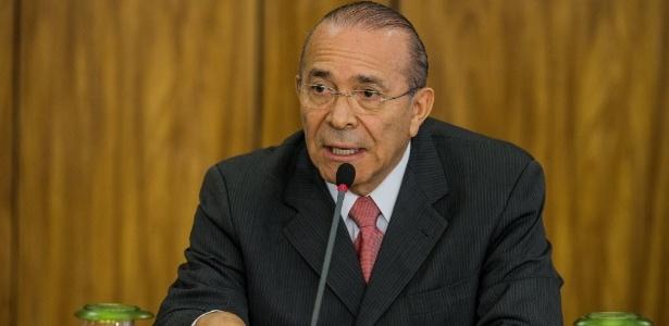 O ministro da Casa Civil, Eliseu Padilha, atuou na defesa do empresário Paulo Noschang