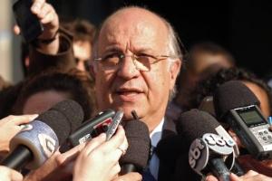 O ex-ministro Paulo de Tarso Vannuchi