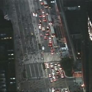 6.jun.2013 - Manifestantes voltam a ocupar a avenida Paulista, região central de São Paulo, durante protesto contra o aumento da tarifa de ônibus de R$ 3 para 3,20