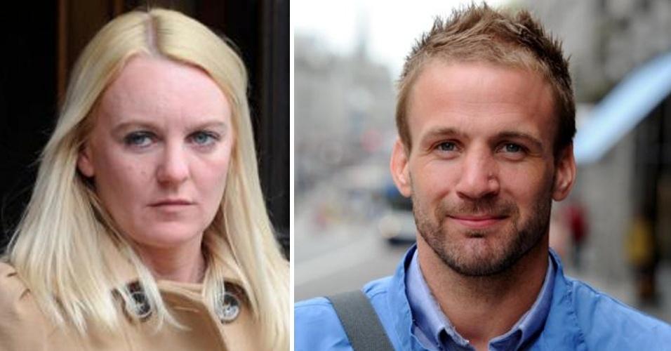 7.jun.2013 - Linsey Attridge, 31, inventou ter sido estuprada por dois homens que teriam invadido a sua casa para que o namorado, Nick Smith, 32, ficasse com pena dela e não terminasse o ''romance''. Detalhe: ela usou o Facebook para escolher, aleatoriamente, dois perfis e acusar falsamente os homens pelo estupro que nunca ocorreu