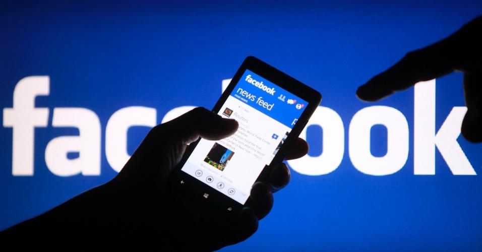 facebook abre genérica celular logo
