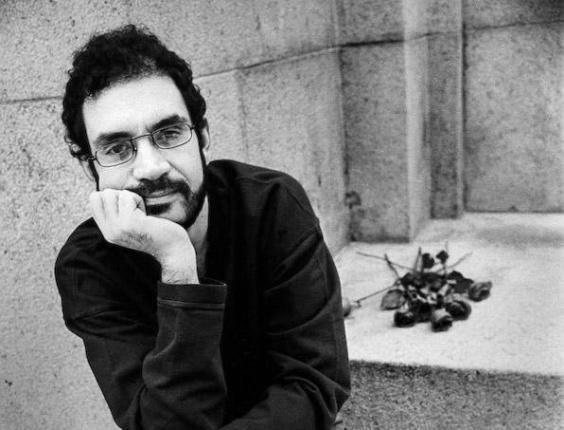 Renato Russo, cantor, compositor e vocalista do grupo Legião Urbana