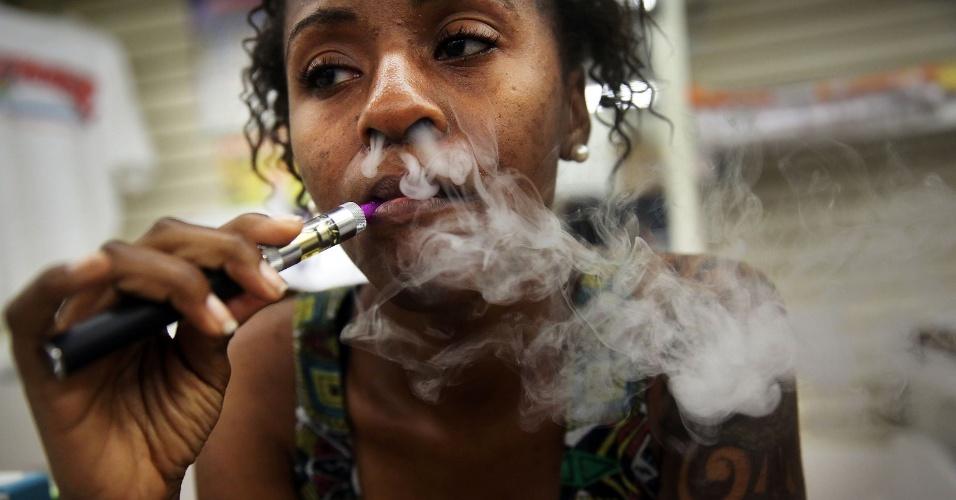 As modificações da pessoa que deixou de fumar