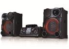 Potente e robusto, sistema de som X Boom tem 'mini' só no nome (Foto: Divulgação)