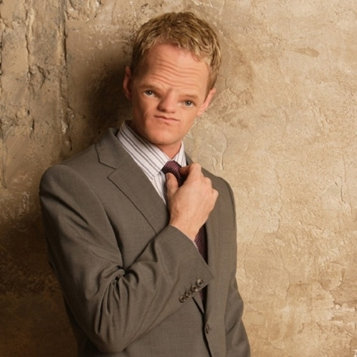 Sloth face Neil Patrick Harris