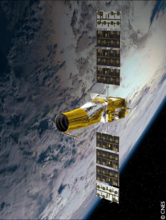 24.jun.2013 - A Agência Espacial Francesa anunciou nesta segunda-feira (24) que seus engenheiros não conseguirão recuperar a sonda CoRot, que parou de se comunicar com a Terra desde novembro de 2012. O equipamento foi lançado ao espaço em 2006 para detectar novas 'Terras' fora do Sistema Solar, ou seja, planetas feitos de rocha com água em estado líquido e temperatura moderada para abrigar a vida como conhecemos