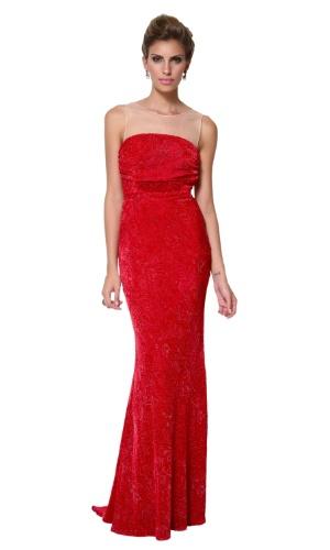Vestido Maria Garcia para aluguel na Dress&Go