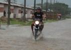 Vítimas de enchente de 2010 têm casas novas inundadas em AL - Dagoberto Silva/Site Parada Obrigatória