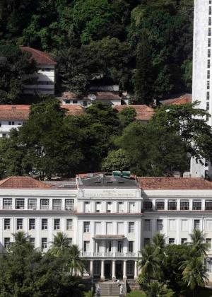O Hospital São Francisco de Assis, na Tijuca, zona norte do Rio, vai receber visita do papa Francisco