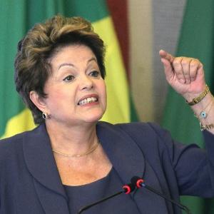 Presidente Dilma Rousseff fala durante o encontro do Conselho de Desenvolvimento Econômico e Social, no último dia 17
