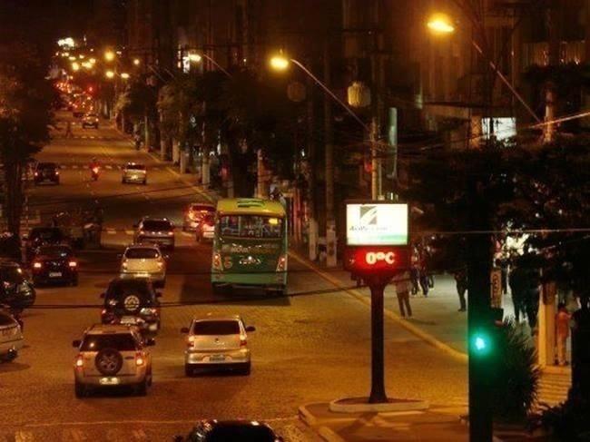 29.jul.2013 - O internauta Antonio Teixeira mostra que o Rio de Janeiro não vive só dias quentes. Em Nova Friburgo, na região serrana do Estado, o termômetro marcou o frio de 0ºC