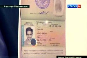 Visto russo concedido a Snowden é válido por um ano
