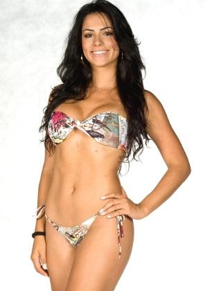 Janaina Barcelos, de Betim, eleita a Miss Minas Gerais 2013