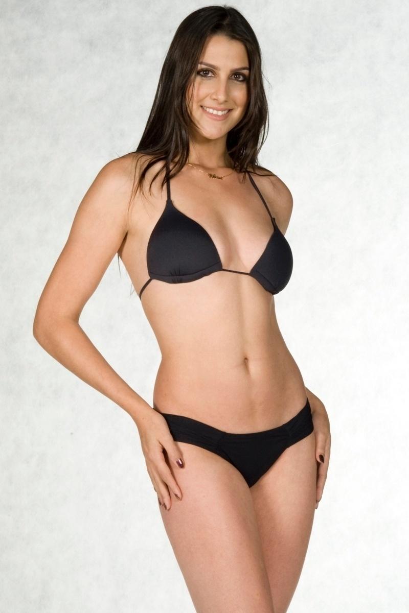 6.ago.2013 - Poliana Mara, candidata de Carmo do Paranaíba a Miss Minas Gerais 2013