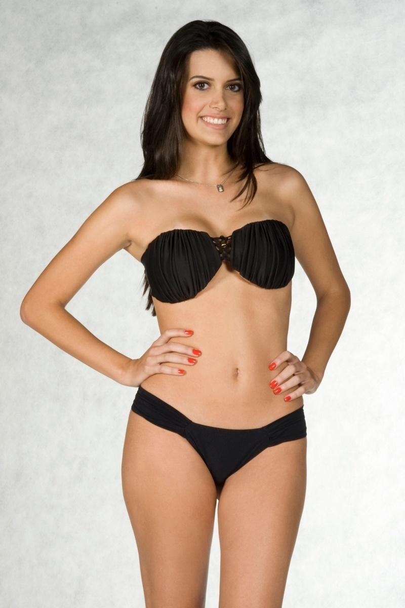 6.ago.2013 - Renata Schiavinato, candidata de Uberlândia a Miss Minas Gerais 2013