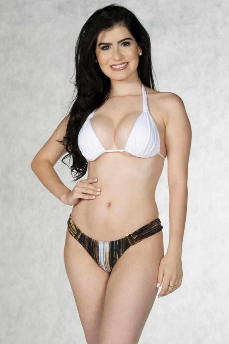 6.ago.2013 - Talita Carvalho, candidata de Bom Despacho a Miss Minas Gerais 2013