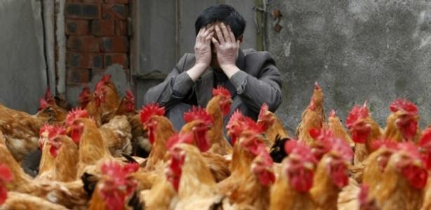 Até o último dia 30 de junho, foram registrados 133 casos de H7N9 no leste da China, com 43 mortes