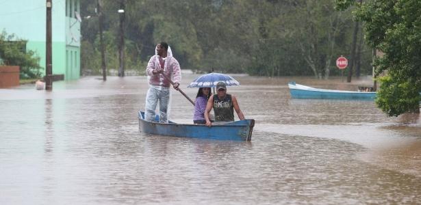 São Sebastião do Caí (foto) é a cidade em situação mais preocupante