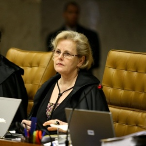 A ministra Rosa Weber, do STF (Supremo Tribunal Federal)