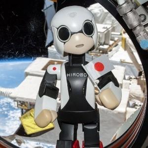 """O robô """"conviveu"""" com o astronauta Koichi Wakata no módulo japonês da ISS"""